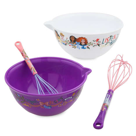 Disney Princess Baking Sets - Disney Eats is Now Selling an Adorable Princess-Themed Baking Set