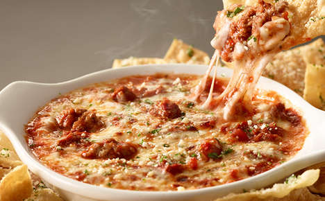 Cheesy Lasagna Dips