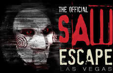 Horror Film Escape Rooms