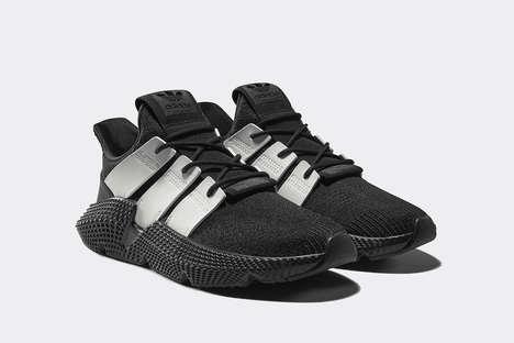 Heel Stabilizing Sneakers
