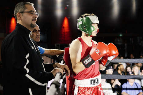Tequila Brand Boxing Events