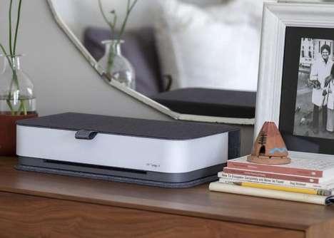 Smart Decor-Accommodating Printers