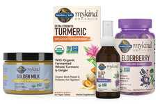 Actress-Approved Herbal Supplements - The Garden of Life mykind Organics are Beneficial