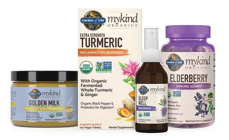 Actress-Approved Herbal Supplements
