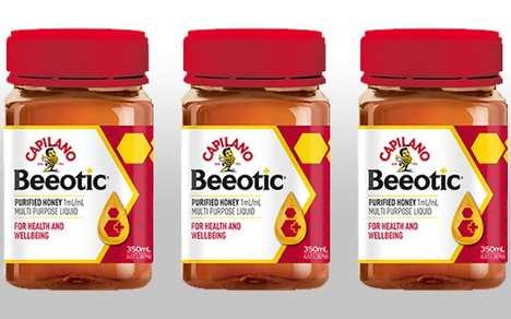 Purified Prebiotic Honeys