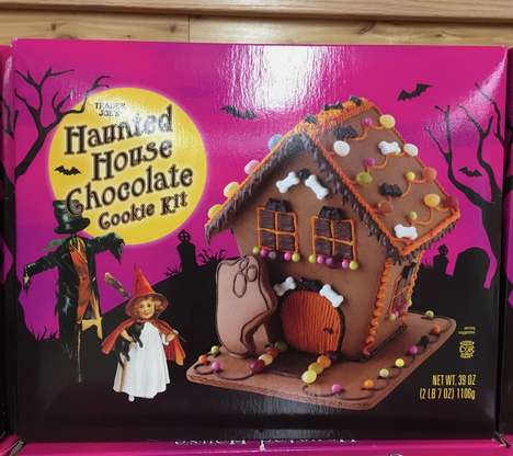 Edible Haunted House Kits