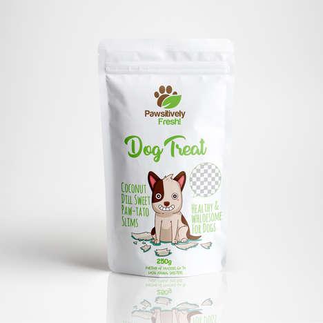 Wholesome Dill Dog Treats
