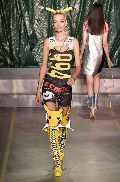 Anime-Inspired Streetwear