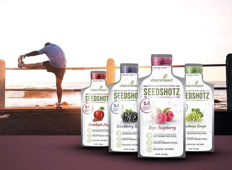 Cold-Pressed Seed Shots