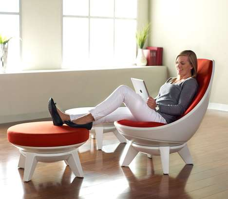Customizable Shifting Seating Solutions