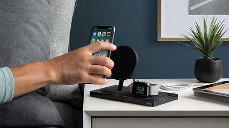 Multi-Device Desktop Chargers