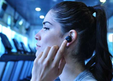 Digital Personal Trainer Headphones