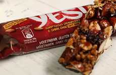 Nutty Vegetarian Snack Bars - The Nestlé YES! Snack Bar will Launch in the UK and Ireland
