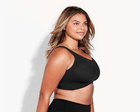 High-Impact Sports Bras - The Knix Catalyst Bra Has a Supportive, Performance-Driven Design