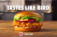 Bizarre AI-Created Burger Ads - Burger King's AI Ads are Bizarre and Memorable