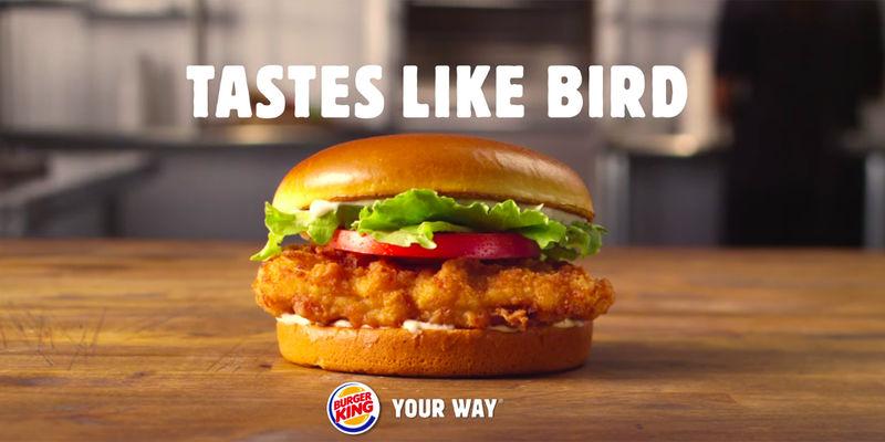 Bizarre AI-Created Burger Ads