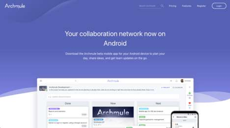 Professional Collaboration Productivity Platforms
