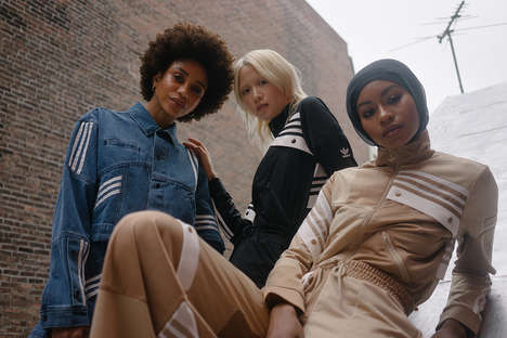 Reimagined Iconic Fashion Staples