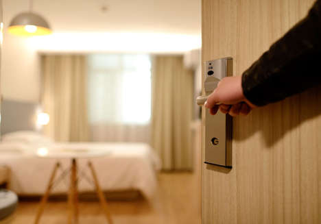 Blockchain Hotel Bookings