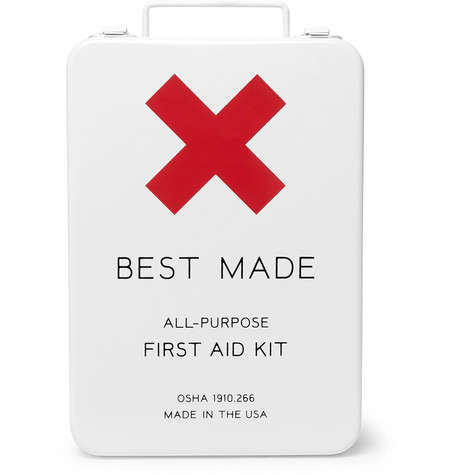 Luxury First Aid Kits - This Luxury First Aid Kit is the Perfect Unexpected Housewarming Gift