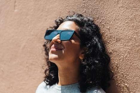 Screen-Blocking Sunglasses