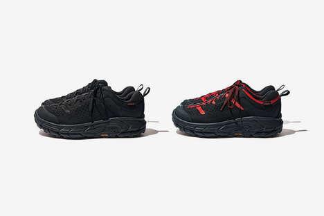 Ultra-Chunky Waterproof Sneakers