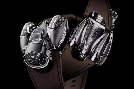 Unconventional Luxury Timepieces