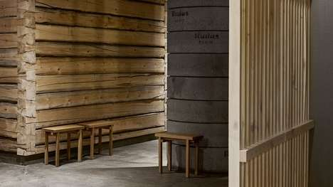 Community-Enhancing Neighborhood Saunas