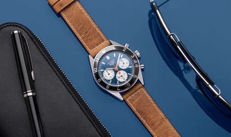 Collaboration Homage Timepieces