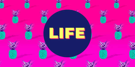 Redesigned Lifestyle Websites - HuffPost Life Focuses on Issues Felt by Real People in America