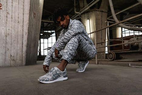 UV-Responsive Sneakers