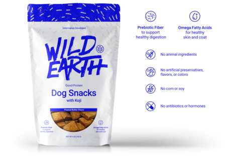 Fungi-Based Dog Treats