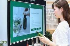 Digital Retail Experiences - Innisfree Opens its First Full New Retail Store in Hangzhou, China
