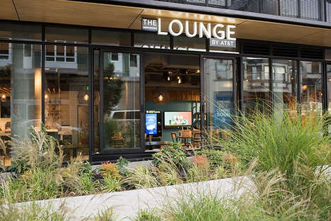 Coffee Lounge Tech Shops