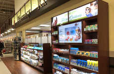 Digitally Interactive POS Displays