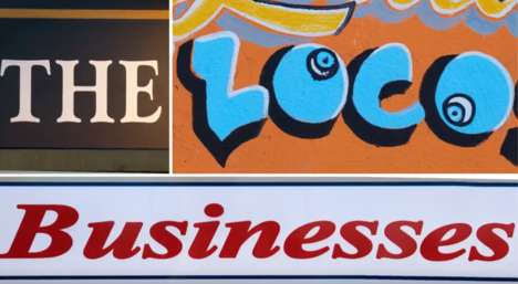 Local Californian Business Ads - Facebook's Keep it Local Features San Diego's 'Loco' Businesses