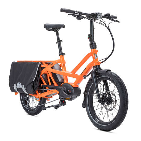Easy-to-Ride Cargo E-Bikes