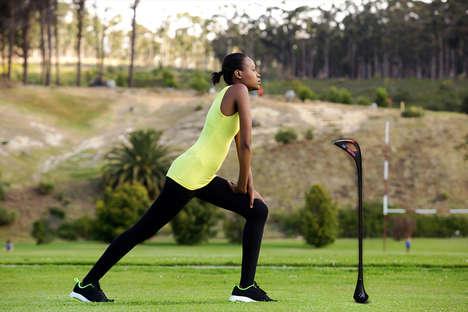 Self-Stabilizing Walking Sticks