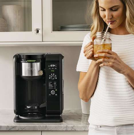 Dual-Beverage Brewing Systems