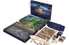 Interactive History Board Games - 'Unrecorded Siege' Takes Place During the Hundred Years War