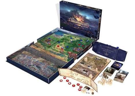 Interactive History Board Games