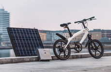E-Bike Solar Battery Packs