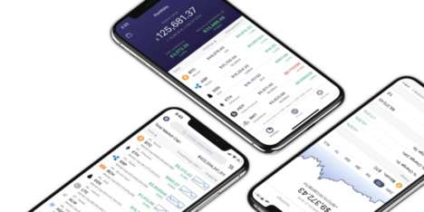 Cryptocurrency investment manager broker