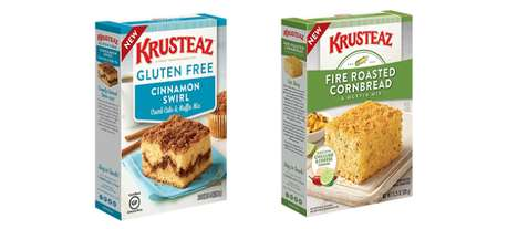 Seasonal Gluten-Free Baking Mixes
