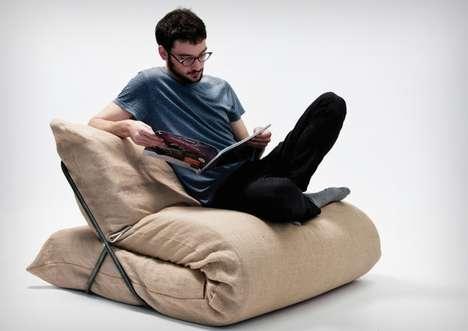 Adjustable Dual-Purpose Seats