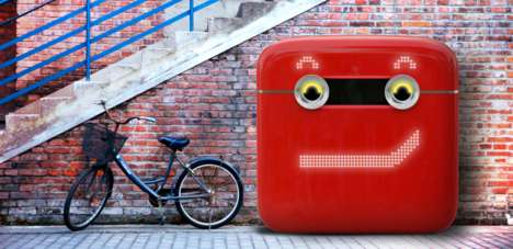 Smart Recycling Machines