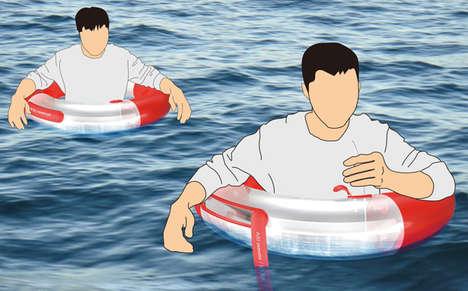 Water-Purifying Lifesavers