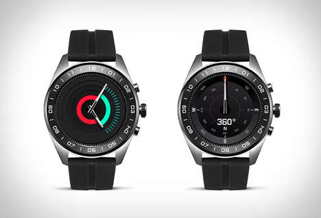 Mechanical Timepiece Smartwatches