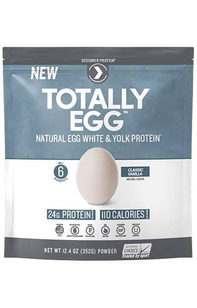 Egg-Based Protein Powders