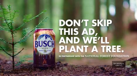 Tree-Planting Pre-Roll Ads